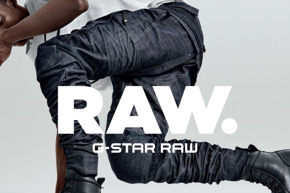 G star Raw Promotion