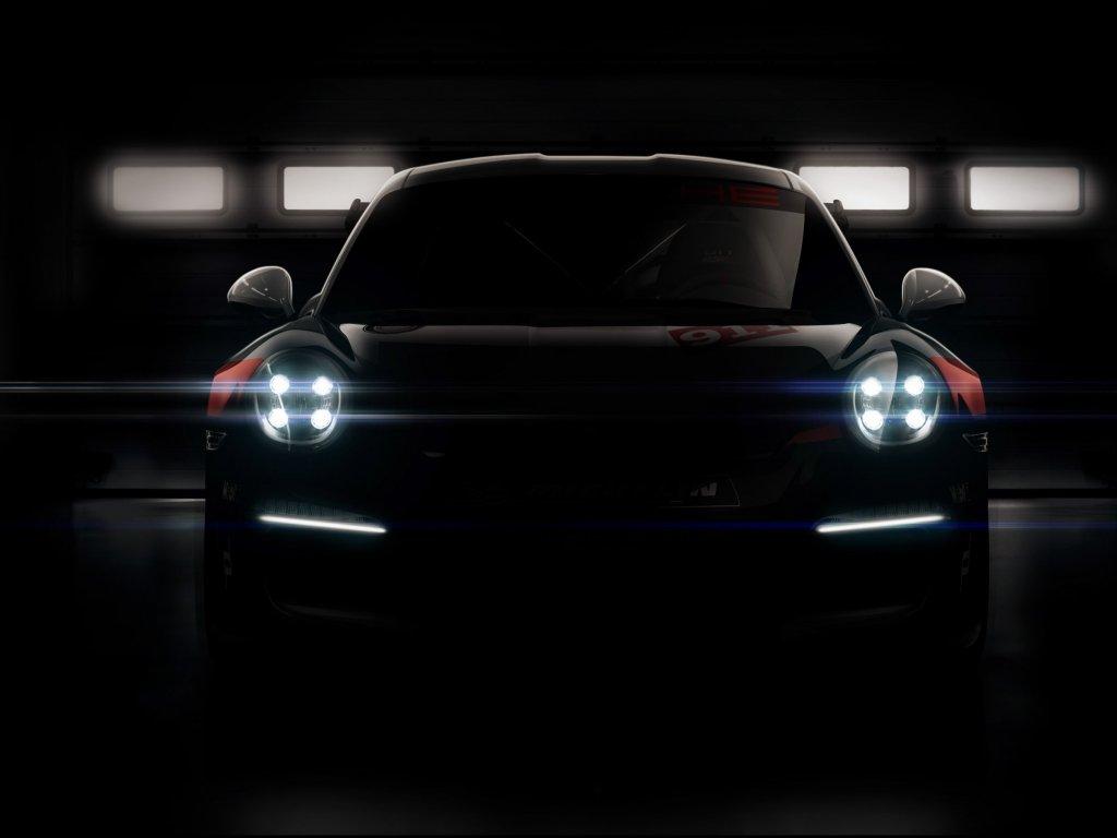 Porsche GT3R Blancpain GT