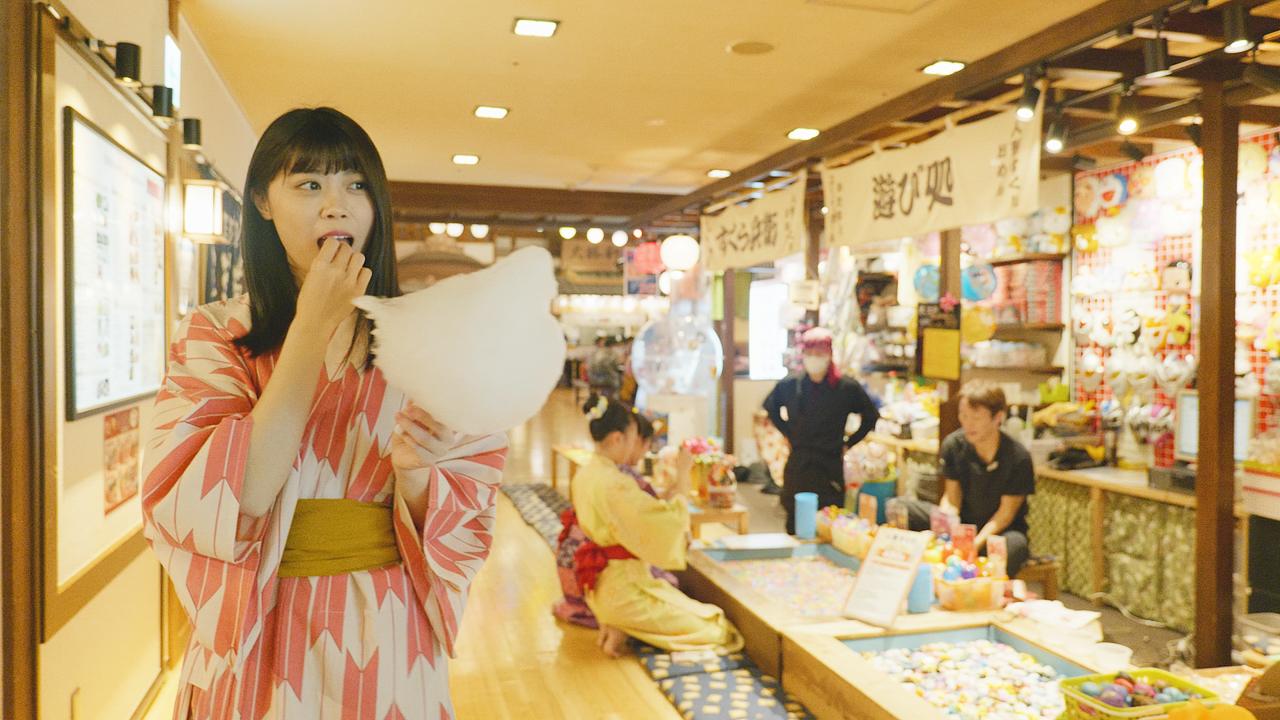 大江戸温泉 / Ooedo-onsen Promotion Film