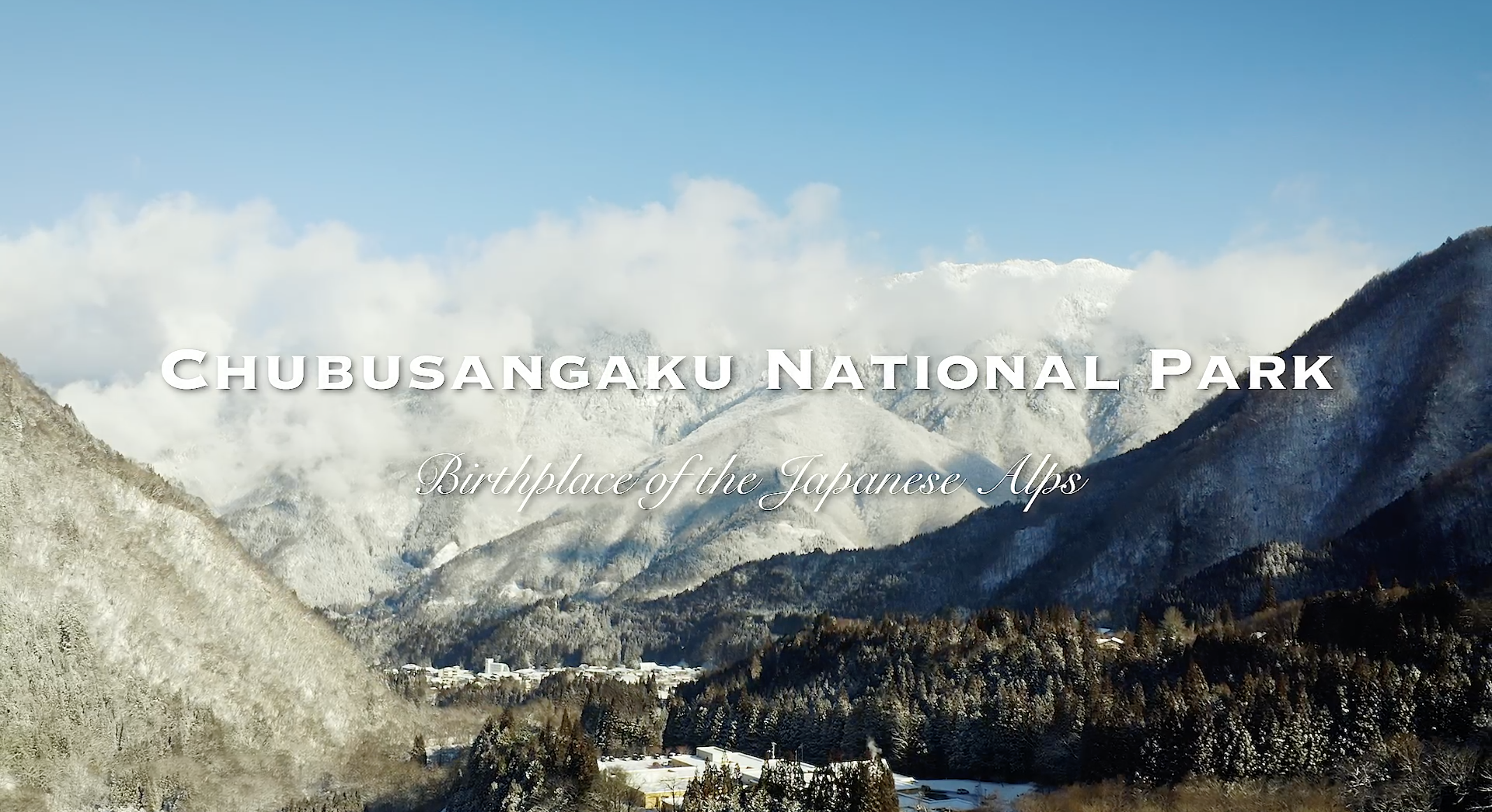 中部山岳国立公園 / Chubusangaku National Park